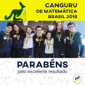 Canguru de Matemática Brasil 2018